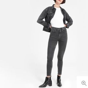 Everlane High-Rise Skinny Jean- 27 Ankle